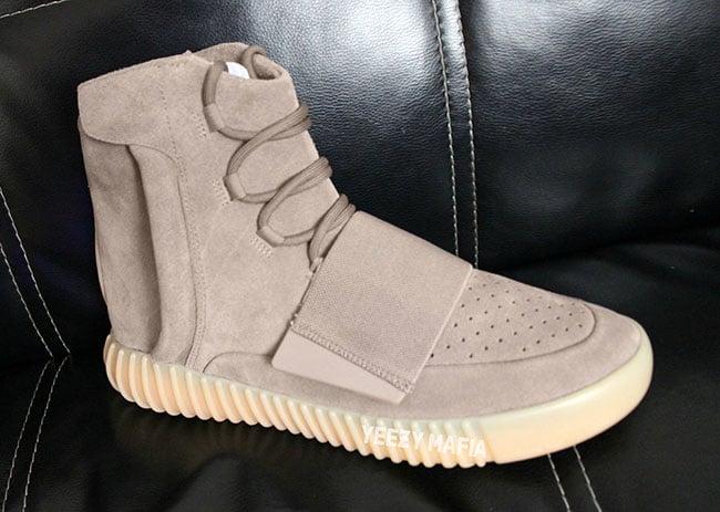 adidas Yeezy Boost 750 Chocolate Glow in the Dark