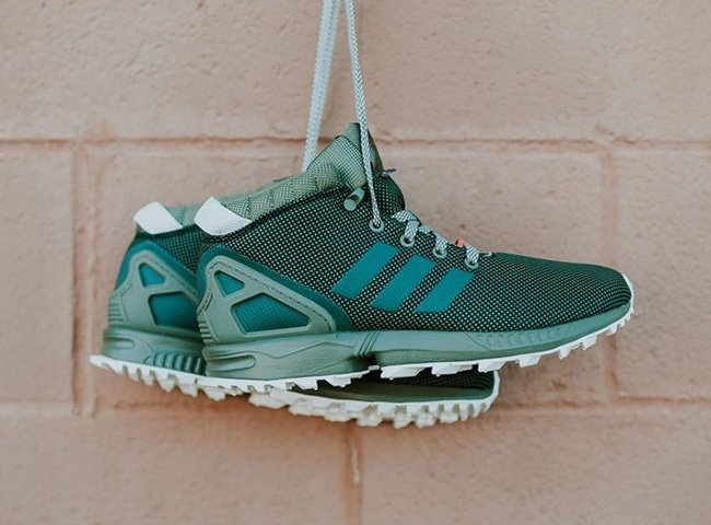official photos 51235 48bfd adidas ZX Flux 5 8 TR Mid