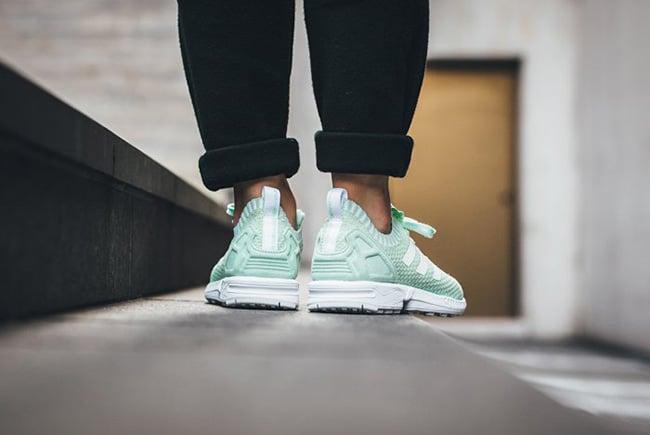 9d0c868fd7807 ... adidas ZX Flux Primeknit Vapour Green adidas zx flux primeknit vapour  green adidas originals zx flux adv sneakers ...
