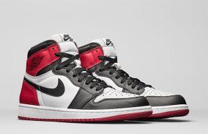 Air Jordan 1 Black Toe Official