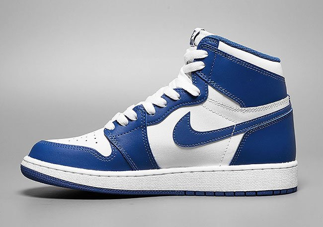 Air Jordan 1 GS Storm Blue