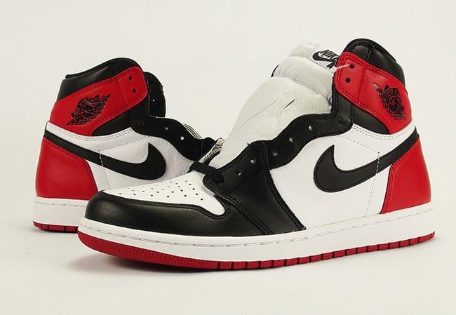 11cbde8a3409 high-quality Air Jordan 1 Retro High OG Black Toe Releases Tomorrow ...