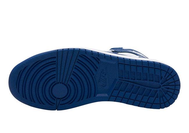 Air Jordan 1 High OG Storm Blue Release