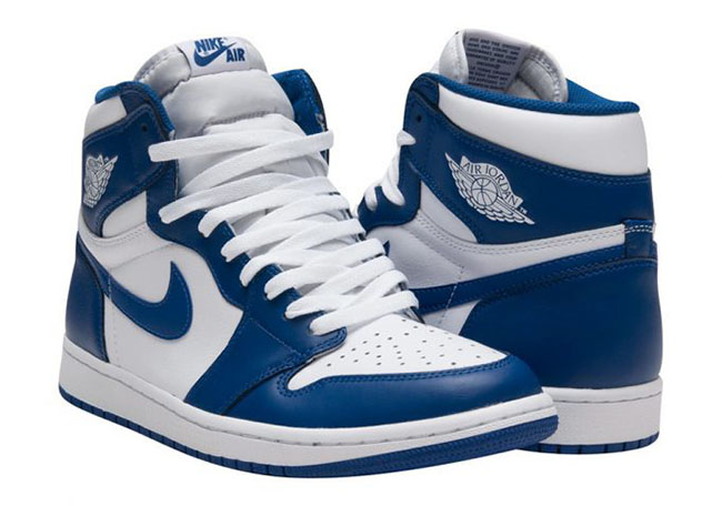 Air Jordan 1 High OG Storm Blue Release