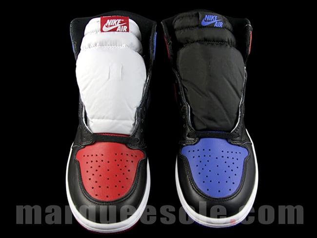 Air Jordan 1 OG Top Three
