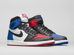 Air Jordan 1 Top 3 Three Release