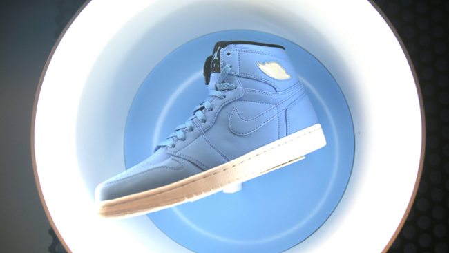 Air Jordan 1 UNC