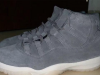 Air Jordan 11 PRM Suede Grey