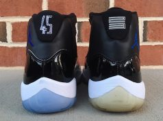 Air Jordan 11 Space Jam 2009 vs 2016 Comparison