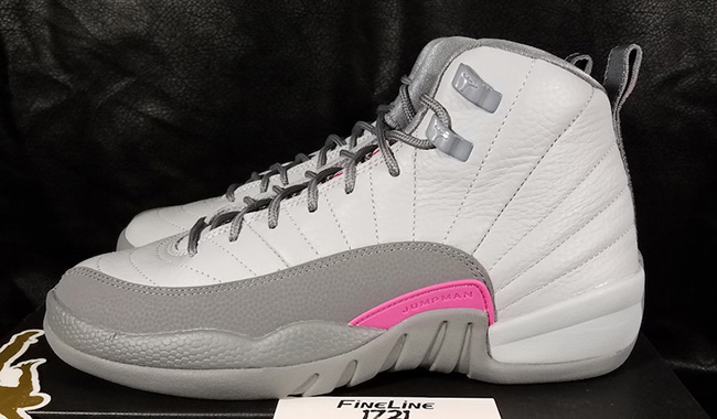 dffd402f3220 Air Jordan 12 GS Vivid Pink Release Date