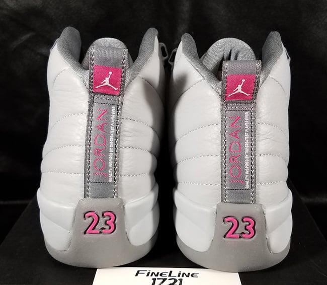 f771e6fb1a0 Air Jordan 12 GS Vivid Pink Release Date