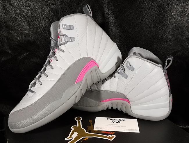 f2f8e7c03b0b Air Jordan 12 GS Vivid Pink Release Date