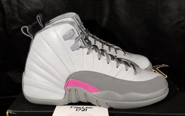 5a54e3400b2 Air Jordan 12 GS Vivid Pink Release Date | SneakerFiles