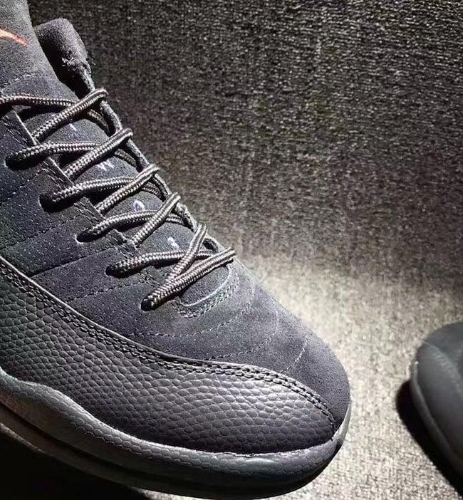 5ef0acb37b290d Air Jordan 12 Low Olive 2017 Release Date