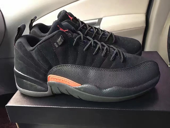info for cfba5 3e2ee low-cost Air Jordan 12 Low Olive 2017 Retro Release ...