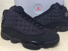 Air Jordan 13 Black Cat OG Box