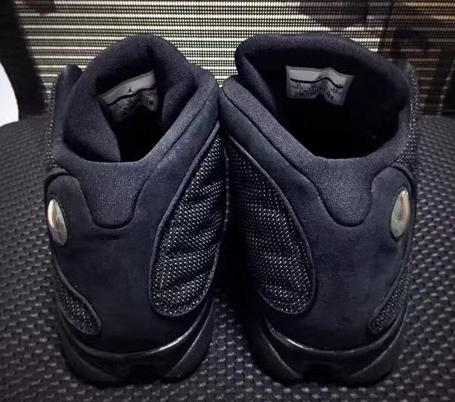 Air Jordan 13 Black Cat Retro 2017