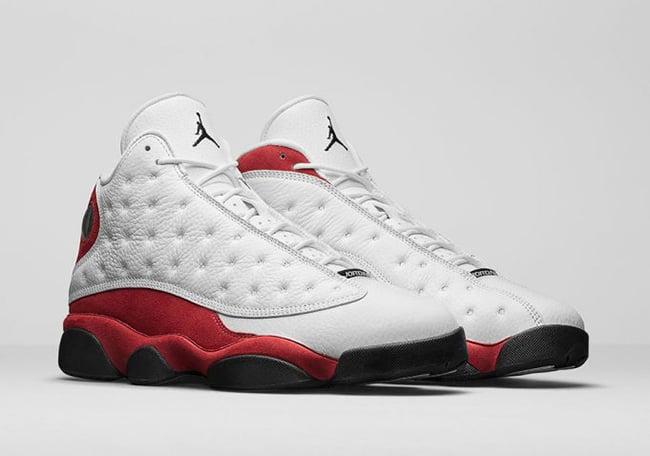 Air Jordan 13 OG 'Chicago' Official Images
