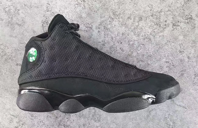 Air Jordan 13 Retro Black Cat 2017
