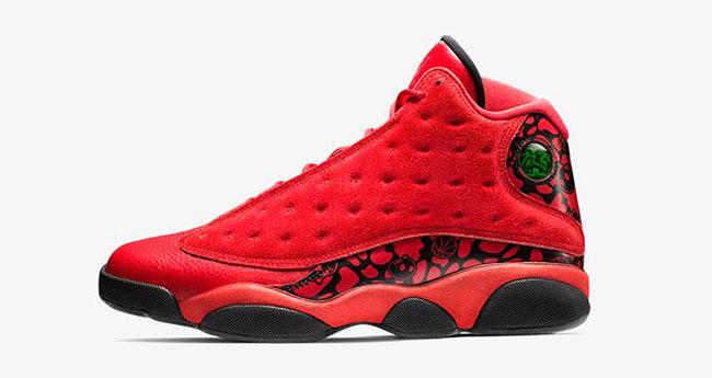 Air Jordan 13 What is Love Singles Day