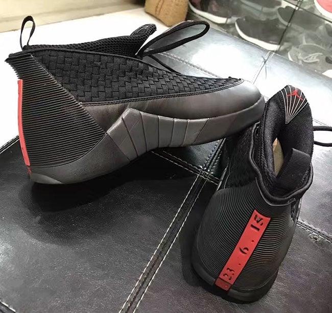 Air Jordan 15 Stealth 2017 Release