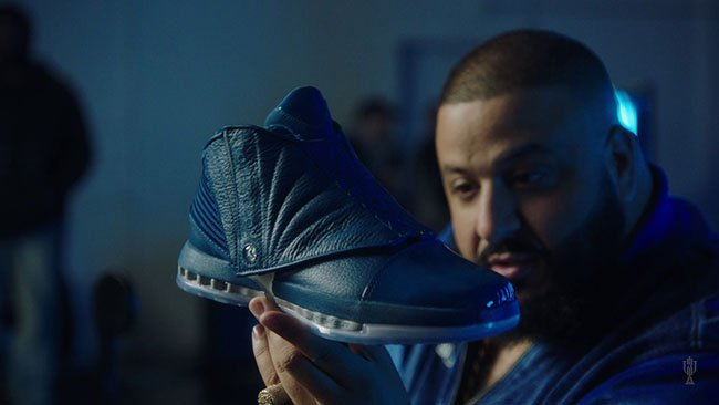 61c196a01261e7 ... new zealand trophy room x air jordan 16 french blue release info high  quality 3ec33 c5580