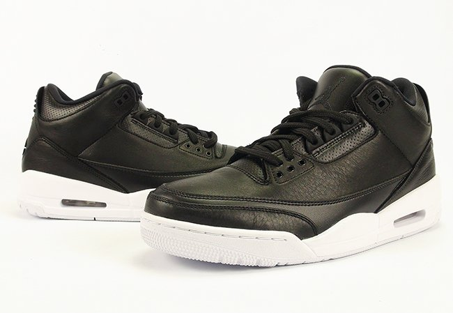 Air Jordan 3 Cyber Monday Black White Review On Feet