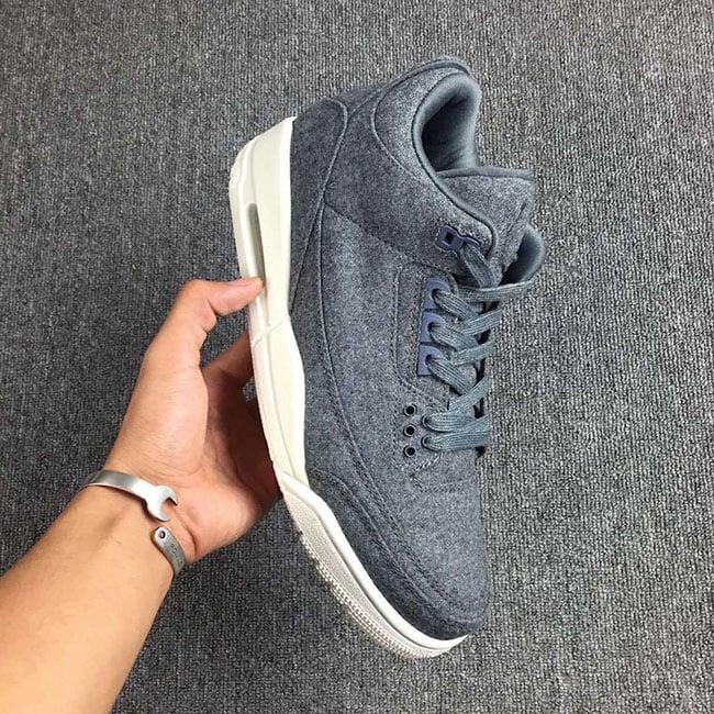 8ac3fd8ebf41 Jordan 3 Dark Grey Dark Grey-Sail. Sale! Jordan