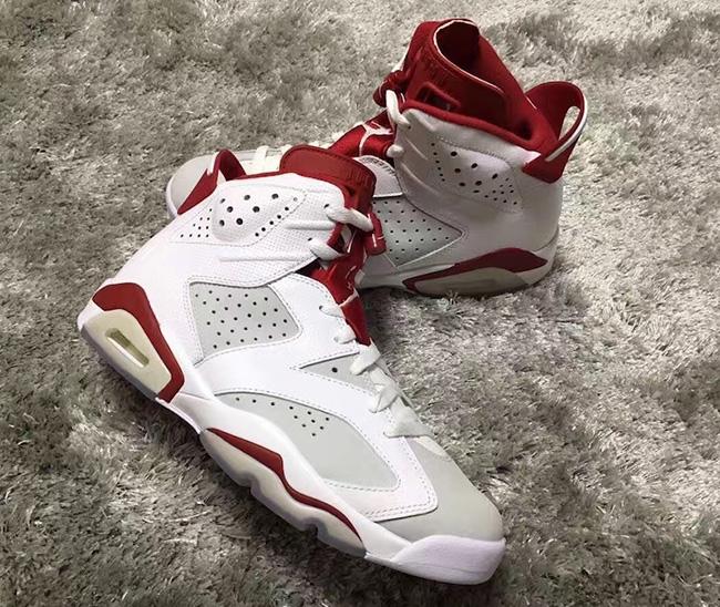 Air Jordan 6 Alternate 91 Release