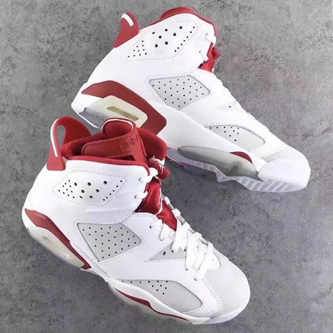 Air Jordan 6 Alternate Release Date  0a28e350d