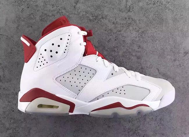 Air Jordan 6 'Alternate' Release Date