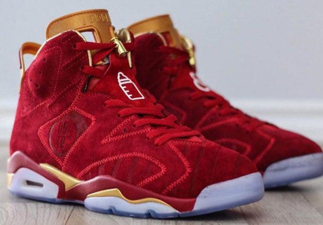 air jordan 6 blood red doernbecher custom sneakerfiles