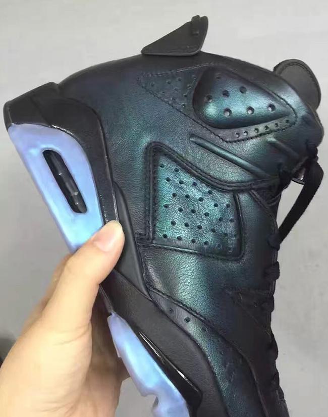 Air Jordan 6 Chameleon All Star Weekend Release