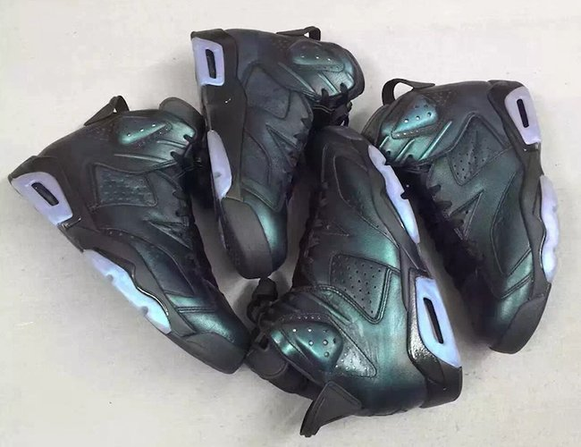 Air Jordan 6 Chameleon All Star Weekend Release