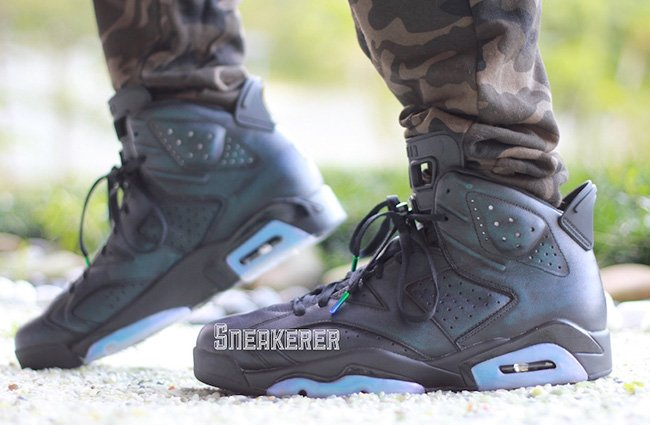 new style 1200d 6dcf0 Air Jordan 6 Chameleon Iridescent Release Date | SneakerFiles