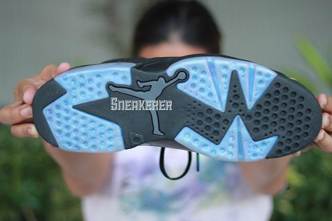 Air Jordan 6 Chameleon On Feet