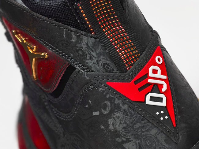 Air Jordan 7 Doernbecher Release Date