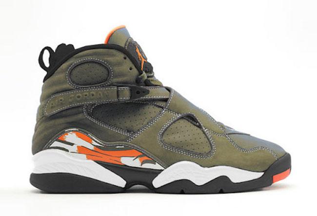 Air Jordan 8 Undefeated Release Date