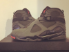 Air Jordan 8 Undefeated Sample