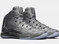 Air Jordan XXX1 Battle Grey