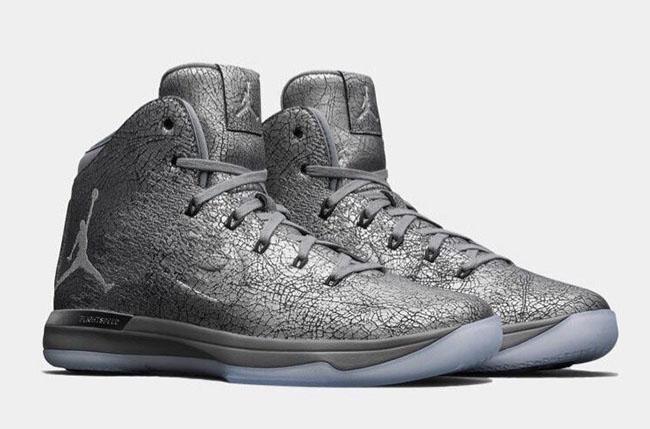Air Jordan XXX1 Battle Grey
