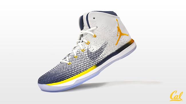 Air Jordan XXX1 Cal PE
