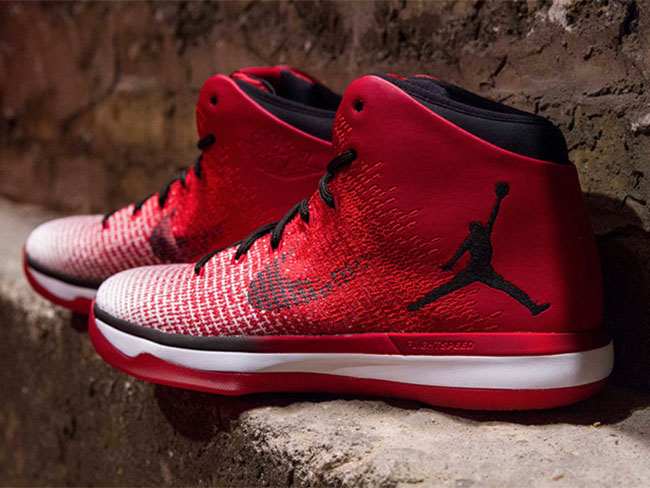 Air Jordan XXX1 Chicago Release Date