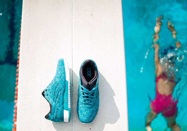 Asics Gel Lyte III Kingfisher