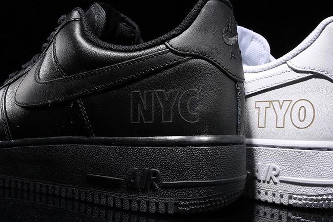 atmos x Nike Air Force 1 Low atmoscon City Pack