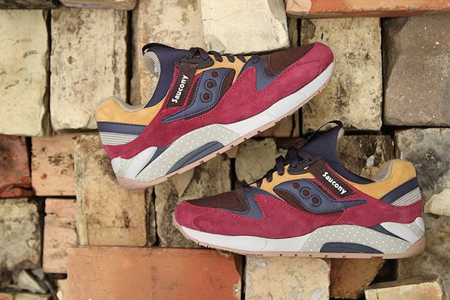 saucony grid 9000 liberty pack grey