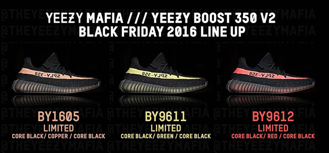 Black Friday adidas Yeezy Boost 350 V2