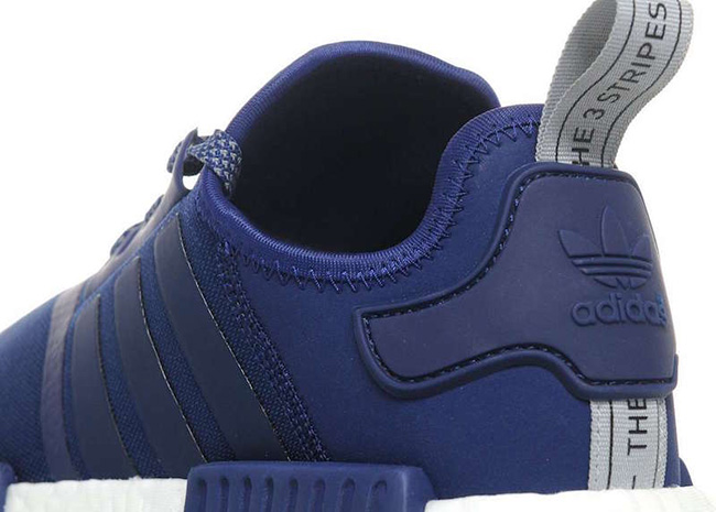 Blue adidas NMD R1 October 2016