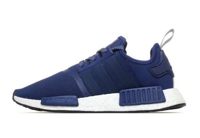 Blue adidas NMD R1 October 2016 | SneakerFiles