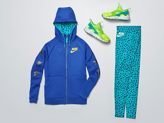 Braylin Soon Nike WMNS Air Huarache Ultra Doernbecher
